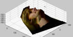 3D Realtime Face Reconstruction with Matlab and Kinect